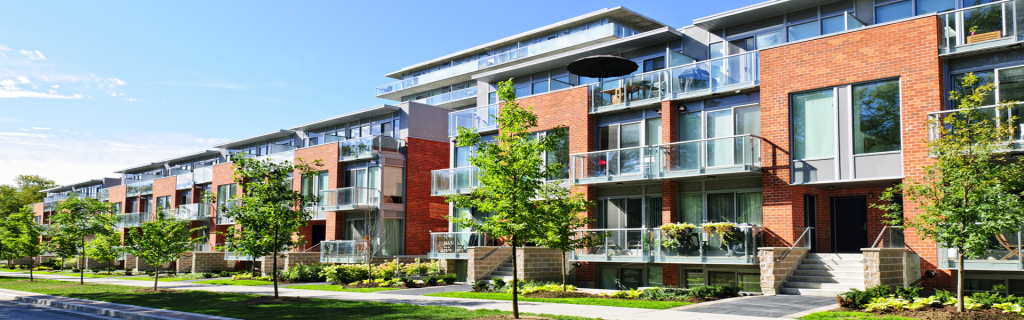 19_Modern Townhomes_Banner