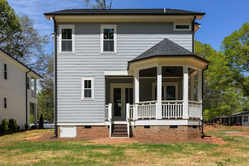 New Construction In Plaza Midwood Area 4 Bedrooms 2 5 Bathrooms