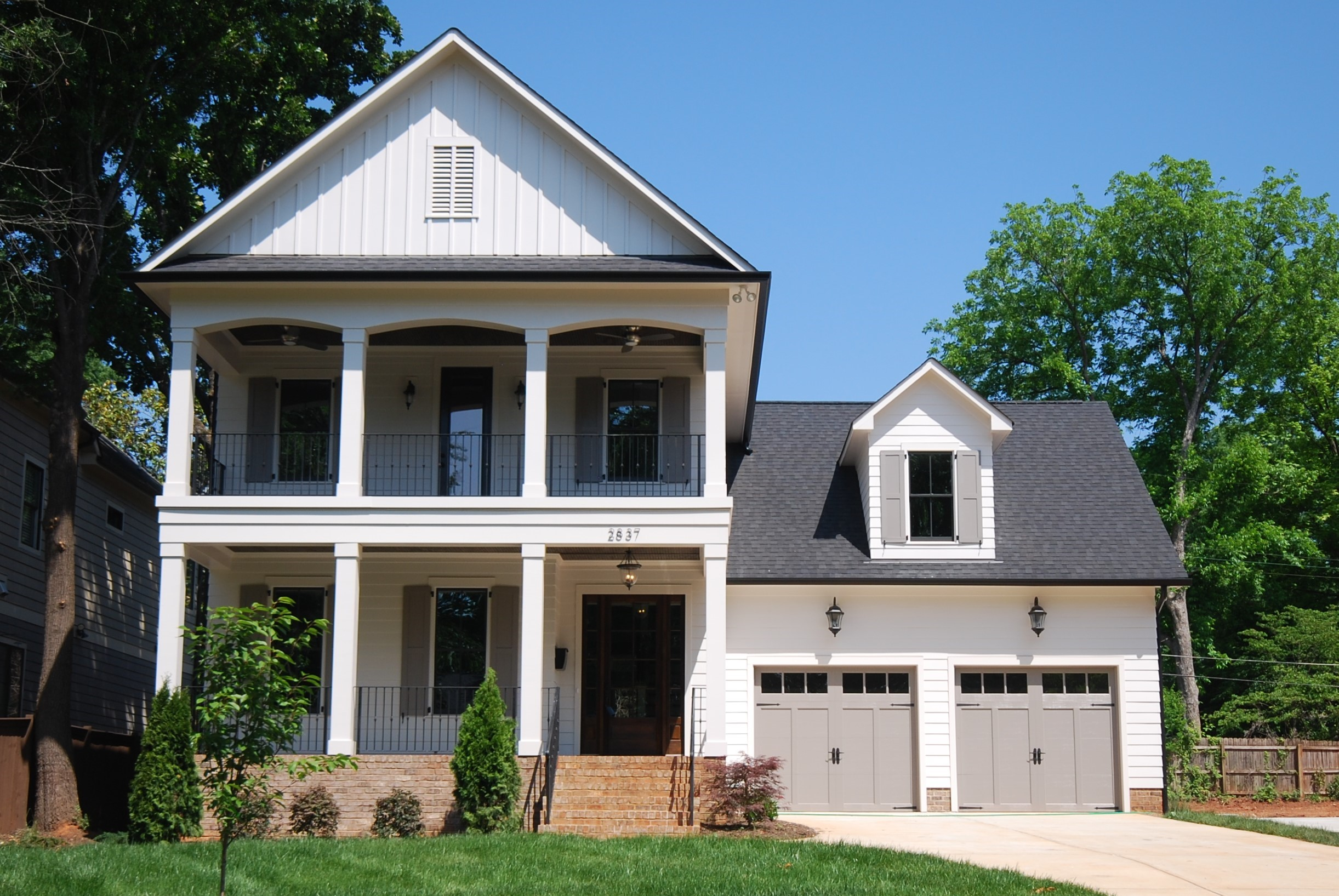UNDER CONTRACT: New Construction in Midwood. Charleston-Style 5 Bedroom/3.5 Bath + Garage