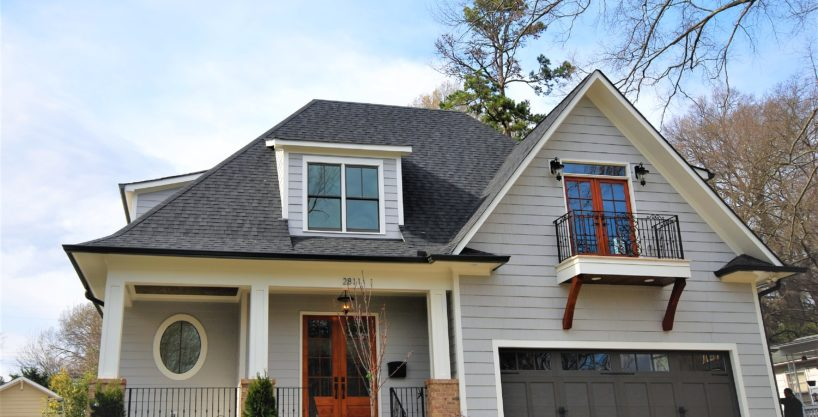 SOLD: New Construction in Midwood. Craftsman-Style 5 Bedroom/3.5 Bath + Garage