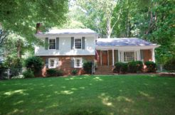 UNDER CONTRACT:  Updated Home in Olde Heritage | 4 BR | 3 Bath